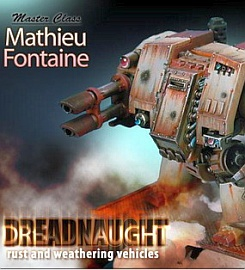 Miniature Mentor 08 DreadNought Weathering Tutorial
