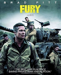 Ярость 2014. Fury. «War never ends quietly»